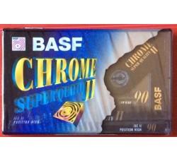 Basf  - Musicassetta Min 90 Crome  - 1 Pz