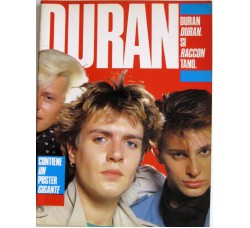 Duran Duran - Si raccontano - Contiene Poster