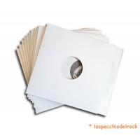 Copertine Cartone per LP colore BIANCO con Foro - PR-1011