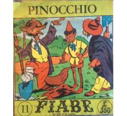 Pinocchio - Fiabe di ieri e di oggi - Solo Copertina