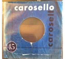 Carosello - Juke Box -  Solo Copertina