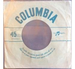 Columbia - Note Magiche - Juke Box -  Solo Copertina