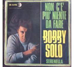 Bobby Solo - Non C'è più niente da fare -  Solo Copertina