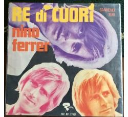 Nino Ferrer - Re di Cuore - Solo Copertina *