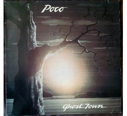 Poco – Ghost Town – LP/Album