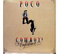 Poco ‎– Cowboys & Englishmen LP/Album