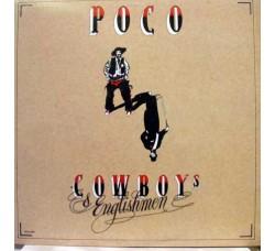 Poco – Cowboys & Englishmen LP/Album