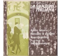 Artisti Vari - La Canzone Italiana - N° 3 - 45 RPM