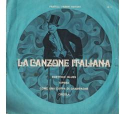 Artisti Vari - La Canzone Italiana - N° 1 - 45 RPM