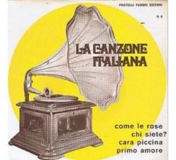 Artisti Vari - La Canzone Italiana - N° 8 - 45 RPM