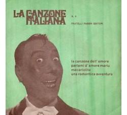Artisti Vari - La Canzone Italiana - N° 9 - 45 RPM