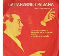 Artisti Vari - La Canzone Italiana - N° 20 - 45 RPM
