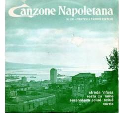 Artisti Vari - Canzone Napoletana - N° 24 - 45 RPM