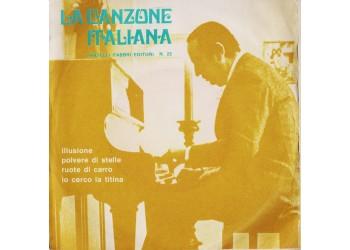 Artisti Vari - La Canzone Italiana - N° 25 - 45 RPM