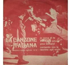 Artisti Vari - La Canzone Italiana - N° 31 - 45 RPM