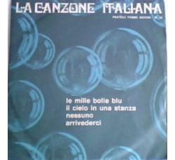 Artisti Vari - La Canzone Italiana - N° 50 - 45 RPM