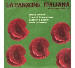 Artisti Vari - La Canzone Italiana - N° 37 - 45 RPM