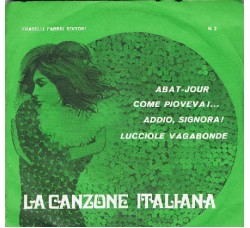 Artisti Vari - La Canzone Italiana - N° 2 - 45 RPM