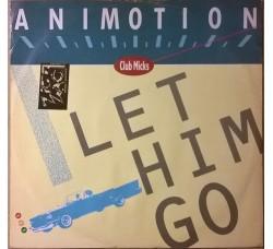 Animotion – Let Him Go (Club Micks) - LP/Vinile