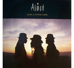 Aswad ‎– Give A Little Love - LP/Vinile