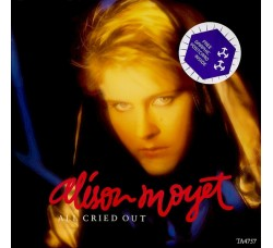 Alison Moyet ‎– All Cried Out - LP/Vinile