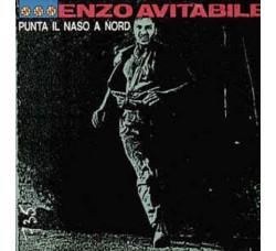 Enzo Avitabile – Punta Il Naso A Nord - LP/Vinile