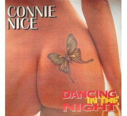 Connie Nice ‎– Dancing In The Night - LP/Vinile