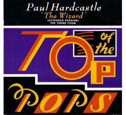 Paul Hardcastle – The Wizard (Extended Version) - Vinile