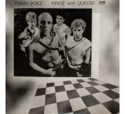 Prima Voice ‎– Kings And Queens - LP/Vinile
