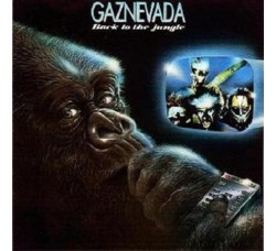 Gaznevada ‎– Back To The Jungle - LP/Vinile