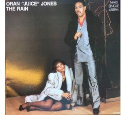 "Oran ""Juice"" Jones ‎– The Rain - LP/Vinile"