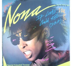 Nona Hendryx ‎– If Looks Could Kill (D.O.A.) - LP/Vinile