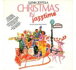 Glenn Zottola – Christmas In Jazztime - LP/Vinile