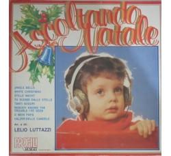 Lelio Luttazzi – Ascoltando Natale - LP/Vinile