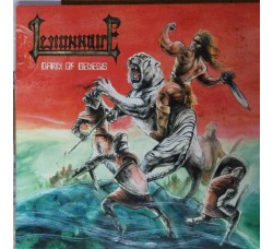 Legionnaire – Dawn Of Genesis - LP/Vinile