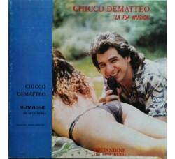 Chicco Dematteo – Mutandine (Di Seta Nera) - LP/Vinile