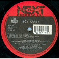 Boy Krazy – Good Times With Bad Boys / That's What Love Can Do - LP/Vinile