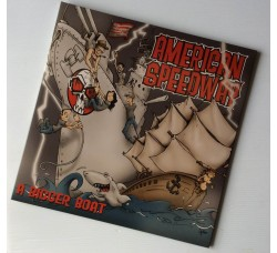 American Speedway – A Bigger Boat - LP/Vinile