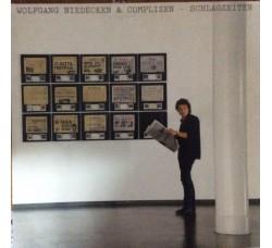 Wolfgang Niedecken & Complizen – Schlagzeiten - LP/Vinile