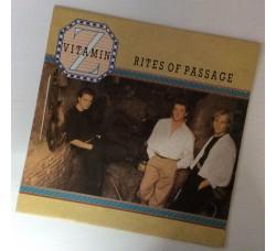 Vitamin Z – Rites Of Passage - LP/Vinile