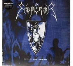 Emperor – Emperial Live Ceremony - 2 LP/Vinile Limited