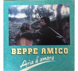 Beppe Amico - Aria d'amore - LP/Vinile