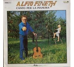 Alfio Finetti - Canto per la natura - LP/Vinile