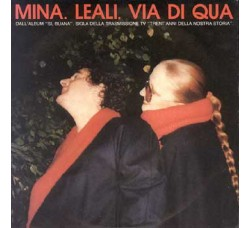 Mina, Leali – Via Di Qua - 45 RPM - Sigla TV