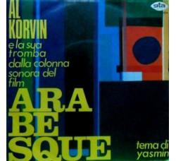 Al Korvin E la Sua Tromba – Tema Di Yasmin / Khartoum - 45 RPM *