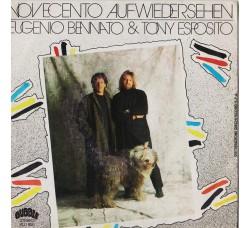 Eugenio Bennato & Tony Esposito – Novecento Aufwiedersehen - 45 RPM