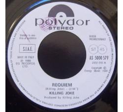 Killing Joke / Dr. Hook – Requiem / Girls Can Get It - 45 RPM