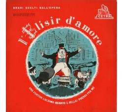 Donizetti – L'Elisir D'Amore - 45 RPM