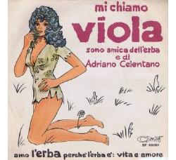 Adriano Celentano – Viola - 45 RPM