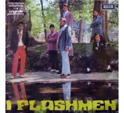Flashmen  – Il Mondo Aspetta Te - 45 RPM